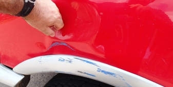 How long should I leave a dent before getting it repaired?