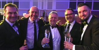 Rainbow celebrates with a double at the British Bodyshop Awards 2019