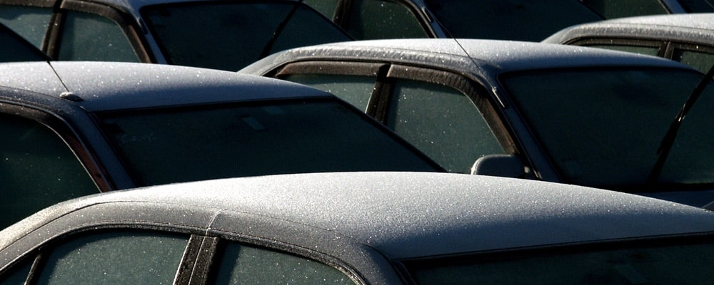How to keep your car bodywork pristine over the winter