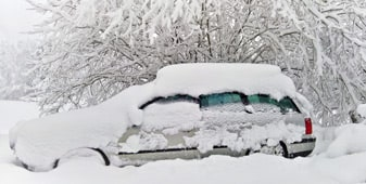 How to protect your car from salt and snow this winter